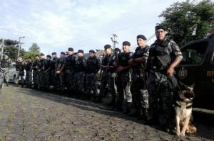 Operação inicia nesta quarta Foto: Brigada Militar/ Divulgação