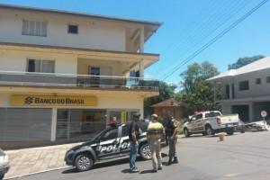 A Brigada Militar fez buscas pela região Foto: Cristiane Barcelos/ Agência RBS