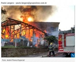 Foto: André Flores/Especial Segundo o Comando Regional, efetivo é metade do necessário para a região