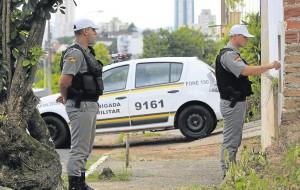 Foto: Inézio Machado/GES  Em quatro cidades da região, a Brigada Militar pode ir até a residência dos moradores verificar se está tudo 'ok'