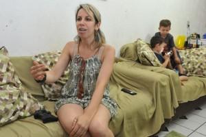 Jeniffer guarda as recordações em todos os lugares da casa | Foto: Fabiano do Amaral