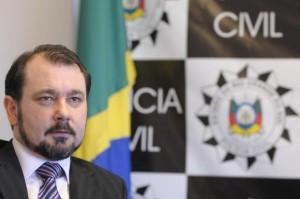 Emerson Wendt assumiu a chefia de Polícia do Estado Foto: Fernando Gomes /Agencia RBS