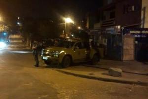 Na Capital, ação ocorre no Morro Santa Tereza Foto: Comunicação / Brigada Militar/Divulgação