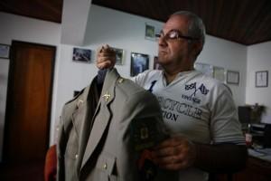 Ao ser assaltado, o sargento Ricardo Agra evitou reagir porque avaliou que havia risco de alguém se ferir Foto: Félix Zucco / Agencia RBS