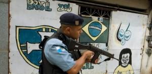 A falta de segurança da população é um dos itens que mandam o Brasil para o fim da fila
