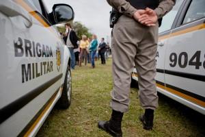 Foto: Camila Domingues/Arquivo Palácio Piratini  Com falta de policiais nas ruas, Piratini aposta em 2 mil temporários