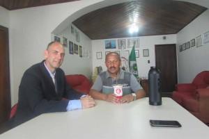 Coronel Selistre e Leonel Lucas