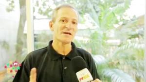 Flávio Berneira, presidente da Associação dos agentes penitenciários