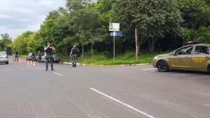 BM vai montar bases móveis em Porto Alegre, Canoas e Novo Hamburgo Foto: Brigada Militar /Divulgação