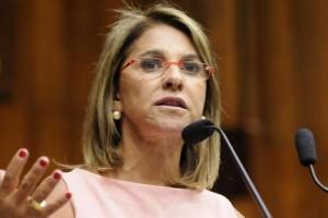 Deputada estadual Miriam Marroni Foto: Marcelo Bertani / Agência ALRS