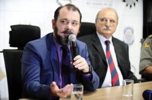 Delegado convocará titulares das Delegacias da Serra para alinhar ações contra a criminalidade Foto: Ronaldo Bernardi / Agencia RBS