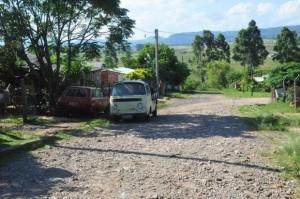 Último homicídio aconteceu no bairro Nova Santa Marta, na região oeste, onde foram registrados cinco dos 10 homicídios do ano Foto: Jean Pimentel / Agencia RBS