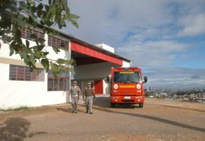 Unidade voltou a abrir depois de mais de 30 dias fechada Foto: Roni Rigon