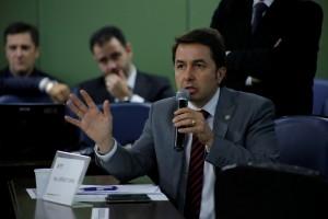 Proposta é do deputado Sérgio Turra (PP). Foto: Pedro Belo Garcia (Assembleia Legislativa)