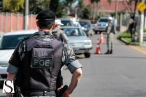 Capitão da BM alerta que os mais beneficiados por estes avisos são ladrões de carros, homicidas e traficantes
