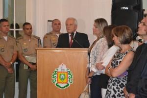 Para o vice-governador, inteligência e ações planejadas têm sido estratégicas na repressão da criminalidade