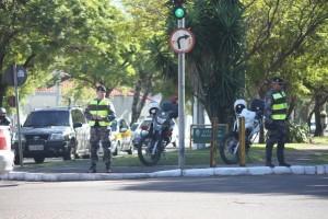 Somente em Santa Maria faltam 205 policiais no 1º Regimento de Polícia Montada (1º RPMon). Já em 19 municípios da região faltam 45 PMs (Deivid Dutra / A Razão)