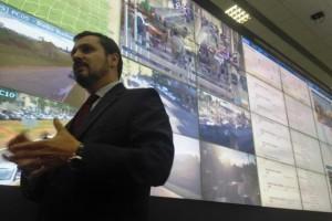 Gaúcho trabalha desde antes da Copa 2014 na segurança de megaeventos Foto: Caue Fonseca / Agencia RBS