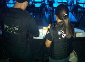 Policiais civis devem entrar em estado de greve. Foto: Eduardo Paganella/Rádio Guaíba