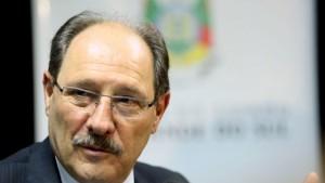 """""""Não queremos criar nenhum constrangimento"""", disse o governador.(Foto: Karine Viana/Palácio Piratini)"""