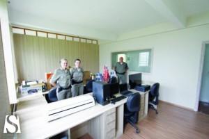 Nova sala de operações recebeu doações de mobiliário e equipamentos