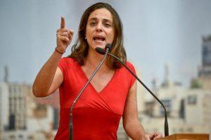 Vereadora Fernanda Melchionna