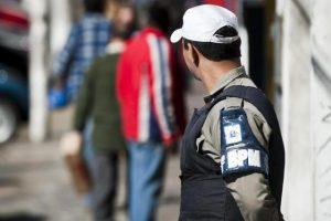 Policiais serão recebidos naede da Academia de Polícia Militar (APM) Foto: Mateus Bruxel / Agencia RBS