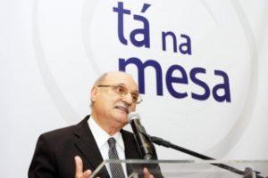 Secretário de Segurança Wantuir Jacini prevê a atuação conjunta das forças de segurança