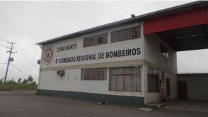 Ladrões roubaram uma cozinha completa do quartel do Corpo de Bombeiros da Zona Norte Unidade fica na zona norte de Caxias do Sul, RS, e não está funcionando por falta de efetivo.
