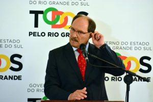 Governo Sartori começará a pagar seis parcelas relativas ao 13º salário. Foto: Samuel Maciel / CP Memória
