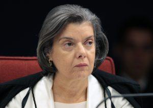 Foto: STF/Divulgação  Ministra Carmen Lúcia suspende liminar que determinava pagamento integral e em 48 horas de 13º de 2015 a servidores do RS