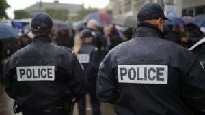 size_810_16_9_policia-francesa-protesta-contra-odio-aos-policiais