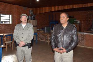 Capitão Rafael e major Nascimento comandaram a 8ª edição da Operação Avante