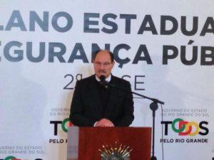 Governador destacou que gostaria de anunciar medidas mais profundas   Foto: Álvaro Grohmann / Especial / CP