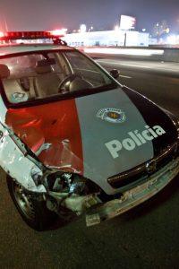 A Polícia Militar do Estado de São Paulo informou que é uma adequação do efetivo às novas condições, uma vez que a viatura será retirada das ruas para reparo Foto: JB Neto/Estadão