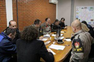 Encontro aconteceu na Câmara de Vereadores (Foto: Gabriel Venzon/Assessoria Câmara de Vereadores)