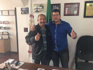 Leonel Lucas e José Maria Fernandes