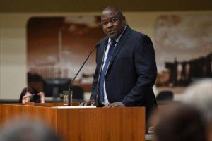 Delegado Cleiton (PDT) (Foto: Ederson Nunes/CMPA)