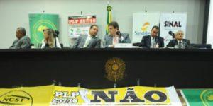 Comissão de Trabalho realizou seminário para debater a proposta