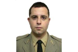 Thales Ferreira Floriano, 31 anos, morreu durante abordagem em Cidreira em agosto deste ano Foto: Brigada Militar / Divulgação