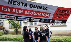 Bloco da Segurança discute próximas ações e busca audiência com Schirmer | Foto: Ugeirm / Sindicato / CP
