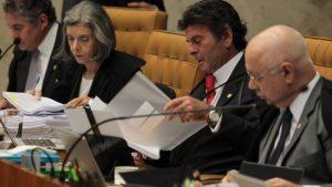 A ministra Cármen Lúcia, presidente do Supremo Tribunal Federal, suspendeu o andamento do pedido da Federação das Associações e Sindicatos dos Servidores do Estado (Fasp) Foto: Jorge William/ 13.04.2016