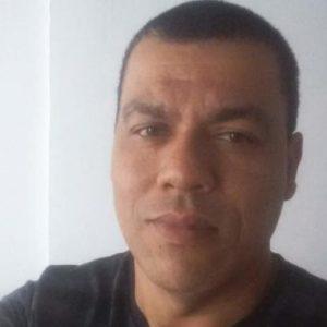 Policial Renato Luiz Laureano da Cunha, 47 anos, foi morto com um tiro. Foto: Reproduçã