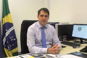 Convidado por Beltrame para assumir o cargo, Fernando Veloso disse que já tinha tentado encerrar deixar o cargo antes Foto: Divulgação