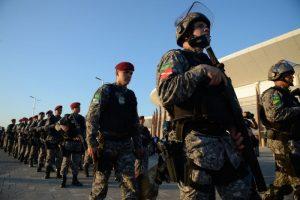 Militares inativos há menos de cinco anos poderão integrar a Força Nacional (Foto: Fernando Frazão/Agência Brasil)