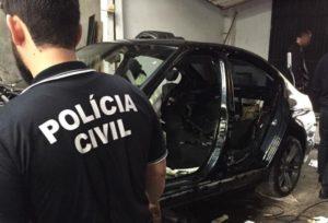 Policiais não receberam a primeira parcela dos salários. Foto: Polícia Civil / Divulgação