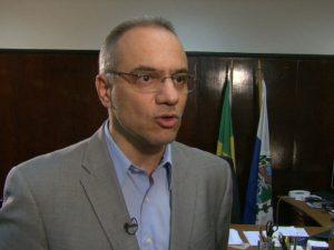 Roberto Sá, novo secretário de Segurança Pública do RJ (Foto: Reprodução/GloboNews)