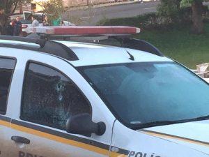 Criminosos dispararam contra viatura da BM e mataram o sargento João Marcelo Borges Desidério   Foto: Brigada Militar / Divulgação / CP