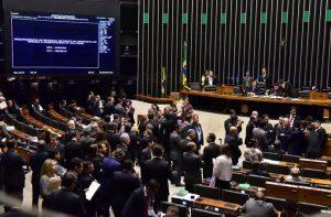 Texto agora vai ser apreciado pelo Senado, também com votação em dois turnos | Foto: Zeca Ribeiro / Agência Câmara / CP