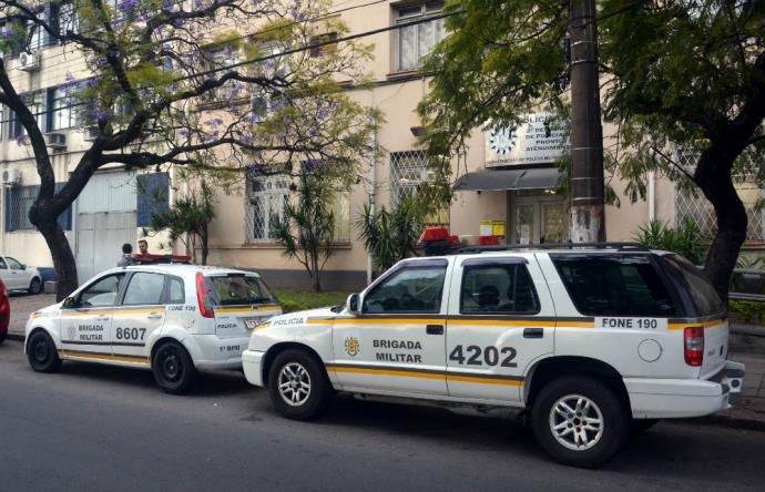 Presos estão na 2ª DPPA, no Palácio da Polícia (foto), e na 3ª DPPA. Foto: Samuel Maciel